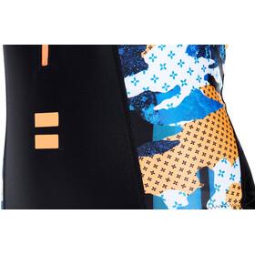 speedo Stormza 1 Piece Bañador Mujer, black/orange